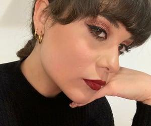 aesthetic, earrings, and like image