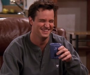chandler bing and friends image