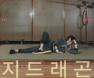 jiyong, gd, and yg image