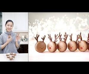 almond flour, animal macarons, and 造型马卡龙 image