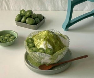 aesthetic, cuisine, and green image