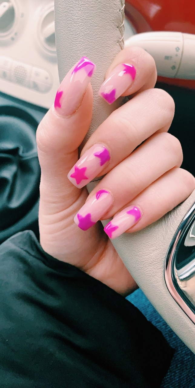 nail art, nails, and article image