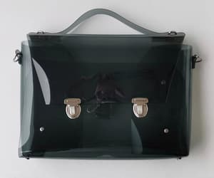 etsy, black bag, and office bag image