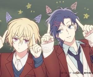 sanrio danshi, anime, and my melody image