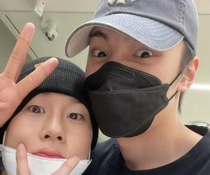 kpop, lee jooheon, and monsta x image