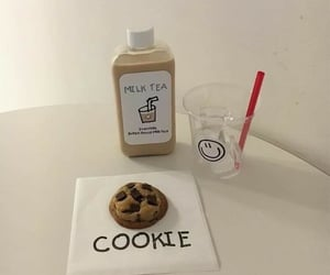 drink, food, and beige image