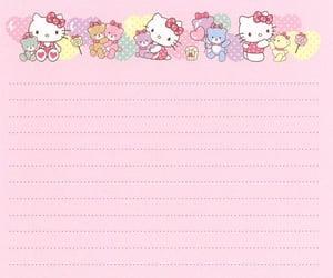diary, hello kitty, and japanese image