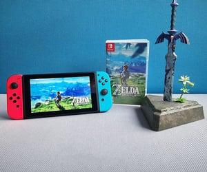 nintendo, zelda, and Legend of Zelda image