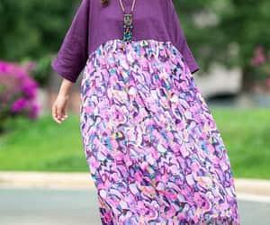 etsy, summer maxi dress, and women's summer dress image