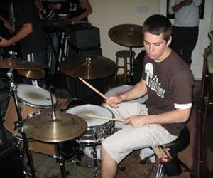 dylan o'brien, drums, and stiles stilinski image