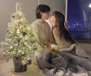 couple korean, tumblr, and ulzzang image