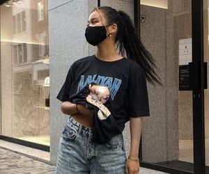 pretty, tshirt, and bag image