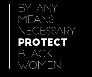 black, black women, and quotes image