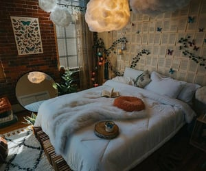 dream bedroom, cozy, and no image