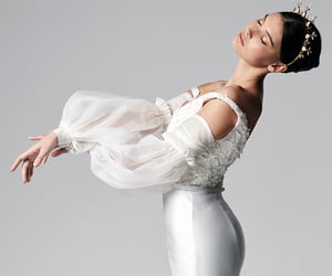 fashion, wedding dresses, and bridal gowns image
