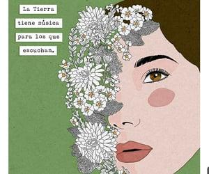 naturaleza, vida, and frases español image