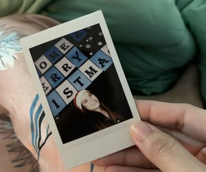 christmas, instax, and december image