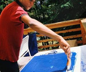 kunst art basquiat warhol image