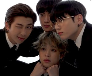 rm, bts, and jin image