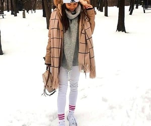 adidas, cool girl, and invierno image