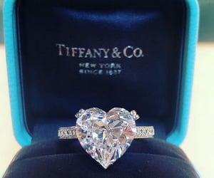 amazing, diamonds, and heart image