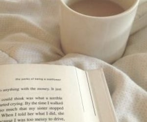 book, coffee, and mood image