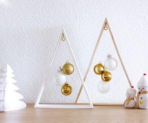 christmas lights, merry christmas, and christmas tree image