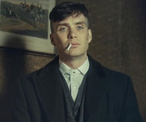 peaky blinders, cillian murphy, and tommy shelby image