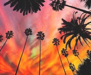 nature, sky, and california image