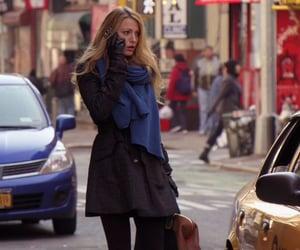 gossip girl and Serena Van Der Woodsen image