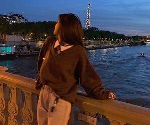 paris, fashion, and girl image