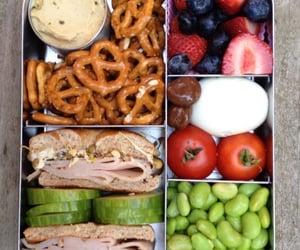 bento box, SFW, and food image