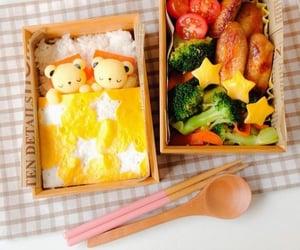 bento box, SFW, and japanese food image