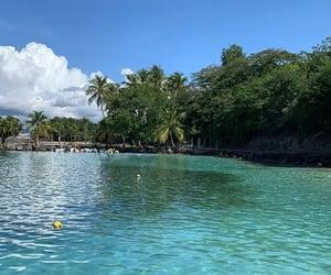 eau, vacances, and mer image