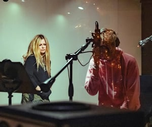 ️mgk, Avril Lavigne, and machine gun kelly image