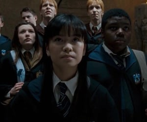 harry potter, cho chang, and katie leung image
