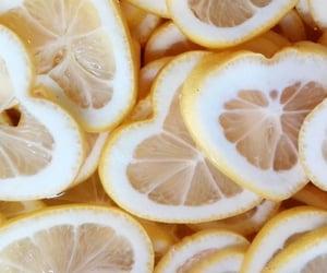 lemon, yellow, and theme image