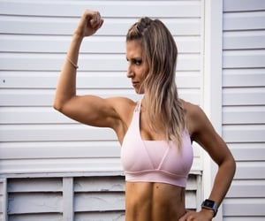 fit, fitness, and weight loss image