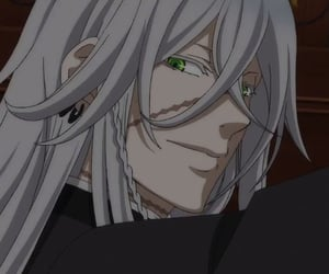 black butler and the undertaker image
