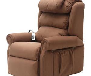 arm chair, wheelchair, and recline armchair image