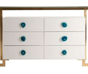 chest of drawers, sideboards, and mirrored finish image