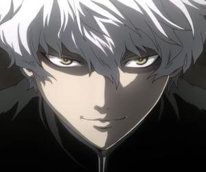 anime, white, and code breaker image