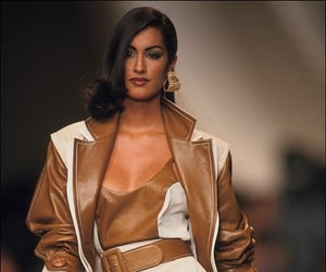 1990s, fashion models, and high fashion image