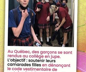 boys, discrimination, and solidarity image