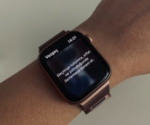 meditation, applewatch, and quotes image