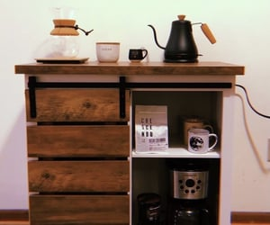 aesthetic, coffee, and coffee beans image