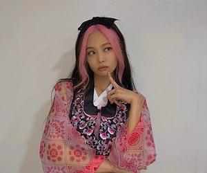aesthetic, black pink, and korean image