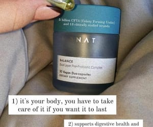 wellness, healthy hair, and healthy skin image