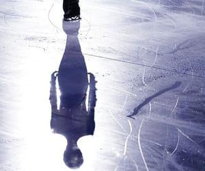 athlete, figure skating, and ice skating image