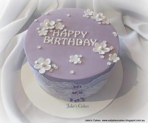 cake, food, and happy birthday image